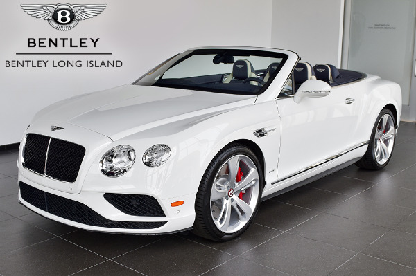 2017 Bentley Continental Gt V8 S Convertible Gtc Mulliner