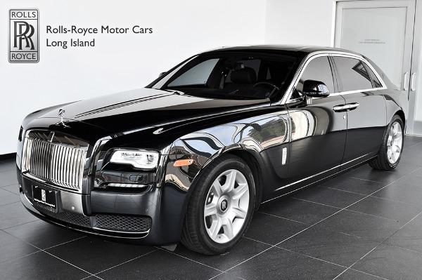 2015 Rolls-Royce Ghost EWB Series II EWB