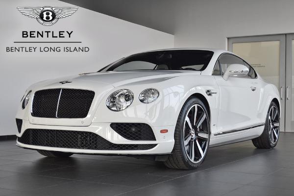 2017 Bentley Continental GT V8 S V8 S Mulliner