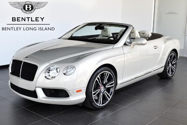 2013 Bentley Continental GTC V8 - Bentley Long Island | Pre-Owned ...