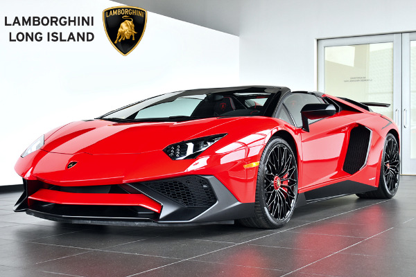 2017 Lamborghini Aventador Lp 750 4 Sv Bentley Long Island Pre