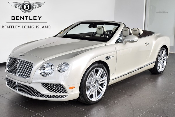 2018 Bentley Continental GT Convertible Mulliner