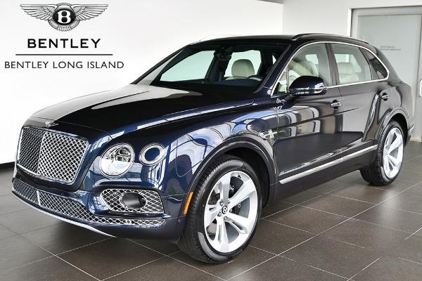 2018 Bentley Bentayga Onyx