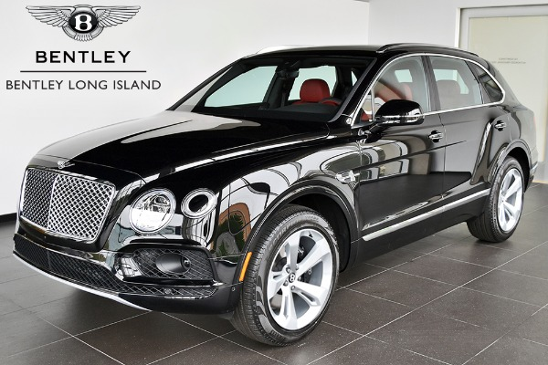 2018 Bentley Bentayga Onyx