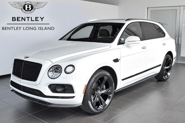 2018 Bentley Bentayga Black Edition Black Edition
