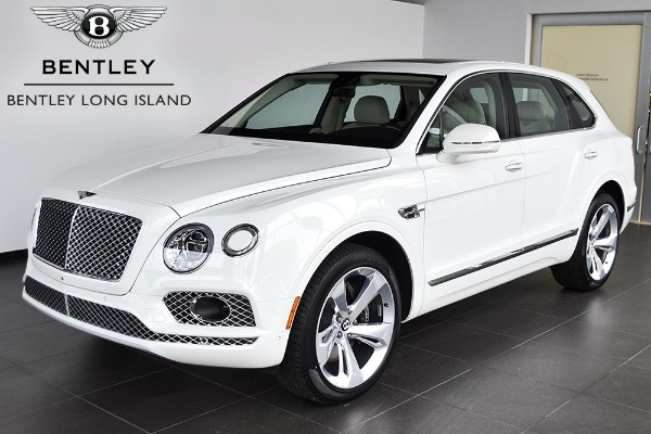 2018 Bentley Bentayga Onyx Onyx Edition