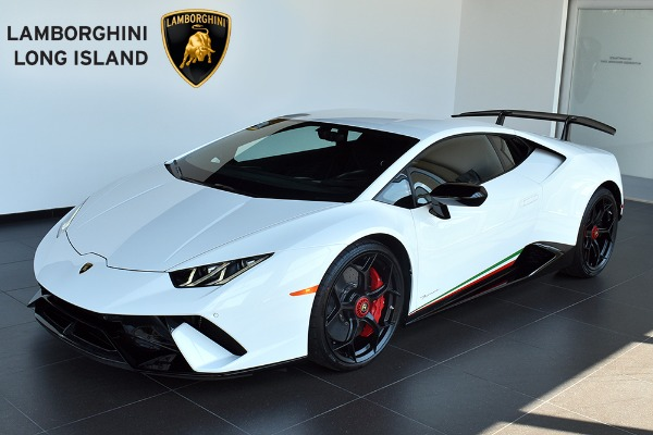 2018 Lamborghini Huracan Performante , Bentley Long Island
