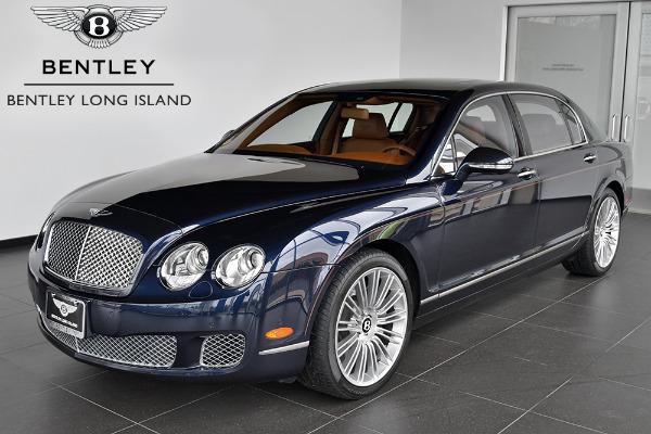 2012 Bentley Continental Flying Spur Speed Bentley Long Island