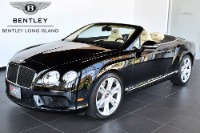 2014 Bentley Continental GT V8 Convertible
