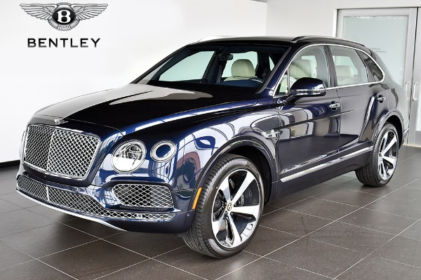 2019 Bentley Bentayga V8 Mulliner