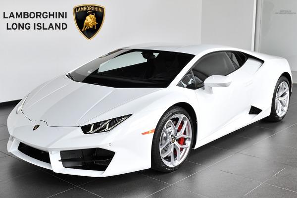 2018 Lamborghini Huracan RWD Coupe