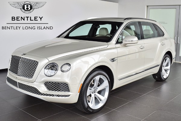 2019 Bentley Bentayga V8 V8