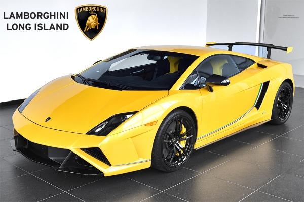 2014 Lamborghini Gallardo LP 570 4 Squadra Corse