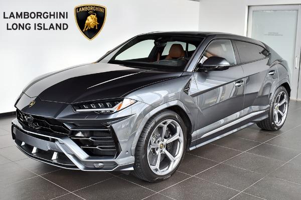 2019 Lamborghini Urus - Bentley Long Island | Vehicle Inventory