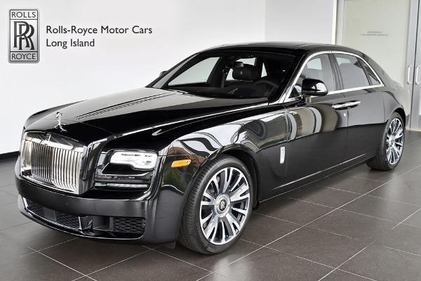 2019 Rolls Royce Ghost Series Ii Bentley Long Island