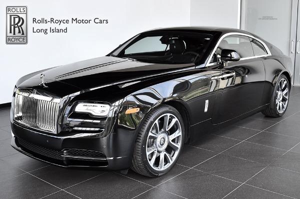 2019 Rolls Royce Wraith Bentley Long Island Vehicle