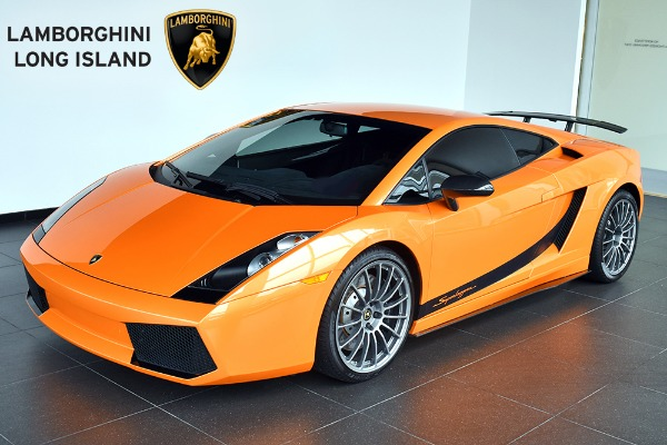 2008 Lamborghini Gallardo Superleggera Bentley Long Island Pre