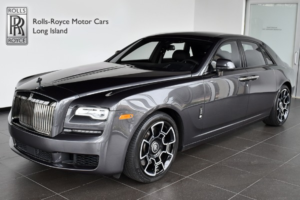 2018 Rolls Royce Ghost Series Ii Black Badge Bentley Long Island