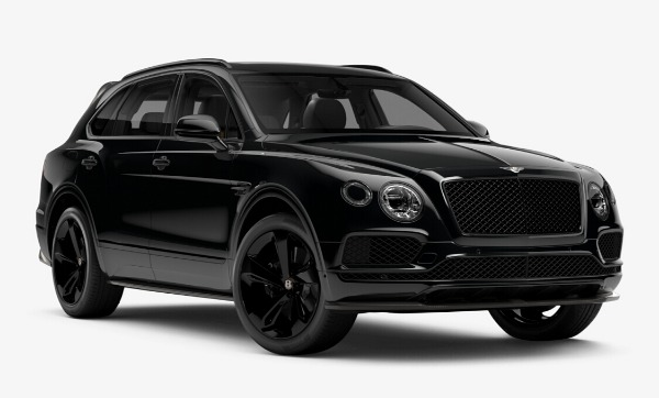 2019 Bentley Bentayga V8 Black Specification
