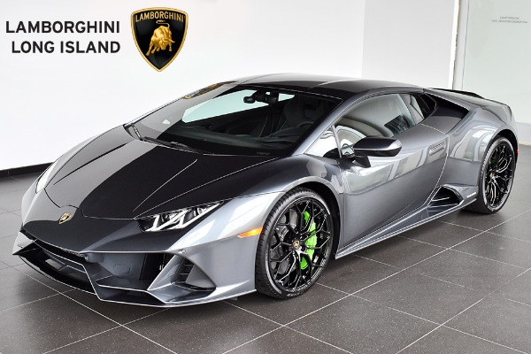2020 Lamborghini Huracan Evo Bentley Long Island Vehicle