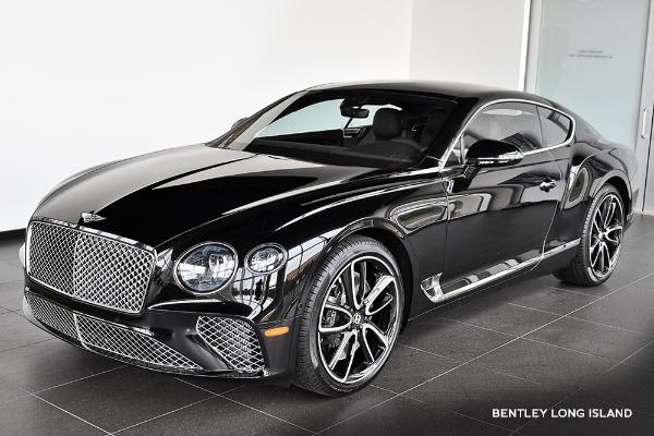 2020 Bentley Continental GT V8 GT V8