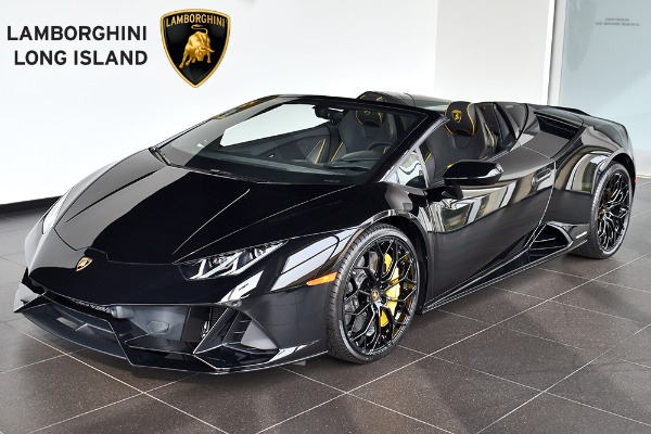 2020 Lamborghini Huracan Evo Spyder , Bentley Long Island