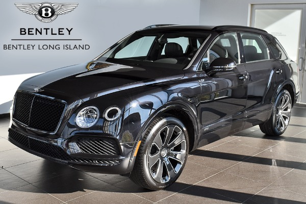 2020 Bentley Bentayga V8 Design Series