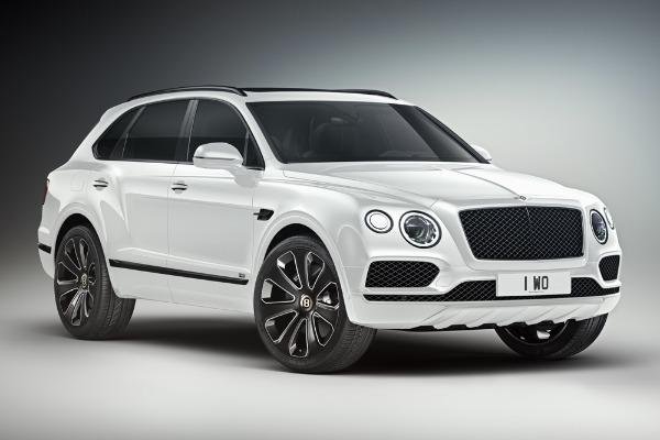 2020 Bentley Bentayga V8 Design Series