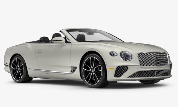 2020 Bentley Continental GT Convertible GT