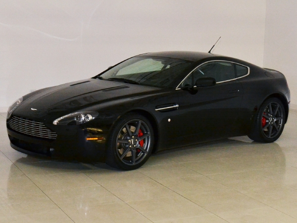 Aston Martin V Vantage Bentley Long Island PreOwned Inventory - 2007 aston martin v8 vantage