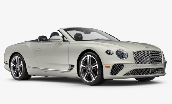 2021 Bentley Continental GT V8 Convertible