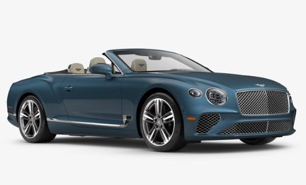 2021 Bentley Continental GT V8 Convertible GT V8