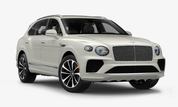 2021 Bentley Bentayga V8 V8