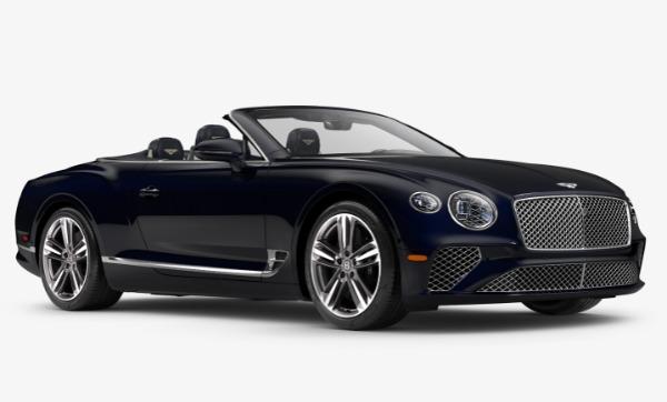 2022 Bentley Continental GT V8 Convertible GT V8