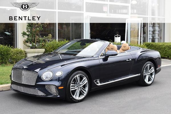 2022 Bentley Continental GT V8 Convertible