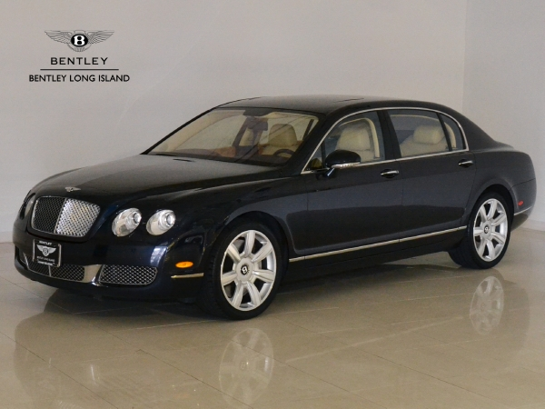 2006 bently flying spur