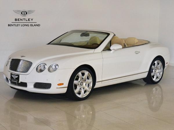 2008 Bentley Continental Gt Convertible Mulliner Bentley Long