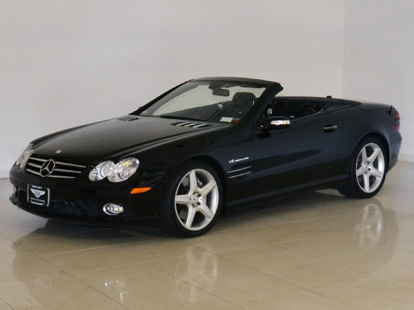2008 Mercedes Benz SL55 Roadster AMG