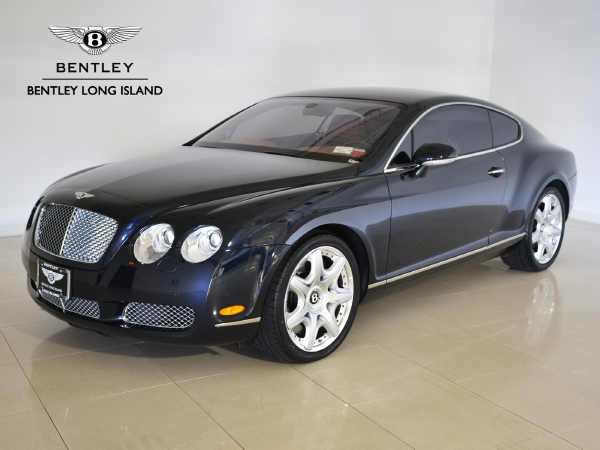 2006 Bentley Continental Gt Mulliner Bentley Long Island