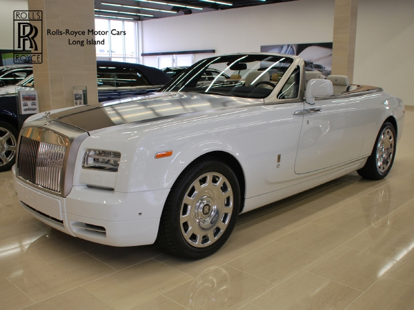 2013 Rolls-Royce Phantom Drophead Coupe (Series II)