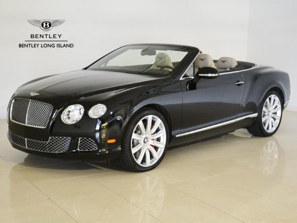 2013 Bentley Continental Gt Convertible Bentley Long Island