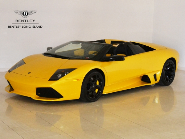 2008 Lamborghini Murcielago Lp640 Roadster Bentley Long Island
