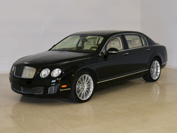2009 bentley continental flying spur speed bentley long island pre owned inventory. Black Bedroom Furniture Sets. Home Design Ideas
