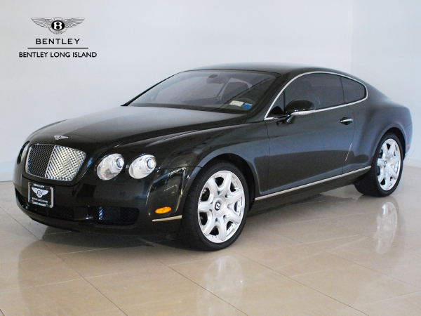 2005 bentley continental gt mulliner bentley long island pre owned inventory. Black Bedroom Furniture Sets. Home Design Ideas