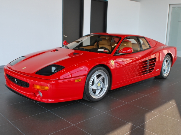 1995 ferrari 512 m bentley long island pre owned inventory. Black Bedroom Furniture Sets. Home Design Ideas