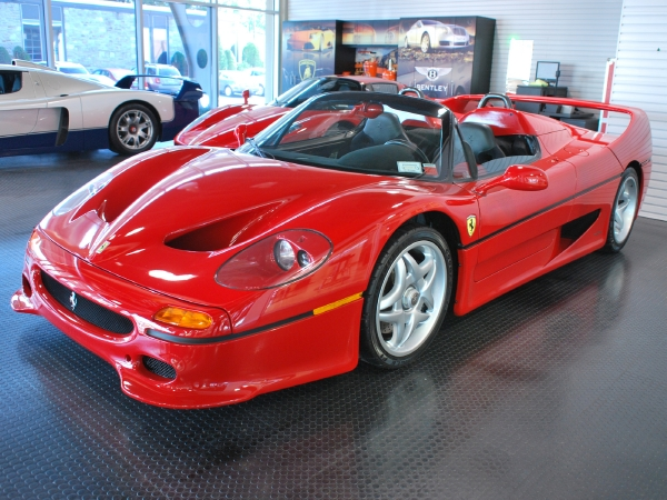 1995 Ferrari F50 Bentley Long Island Pre Owned Inventory