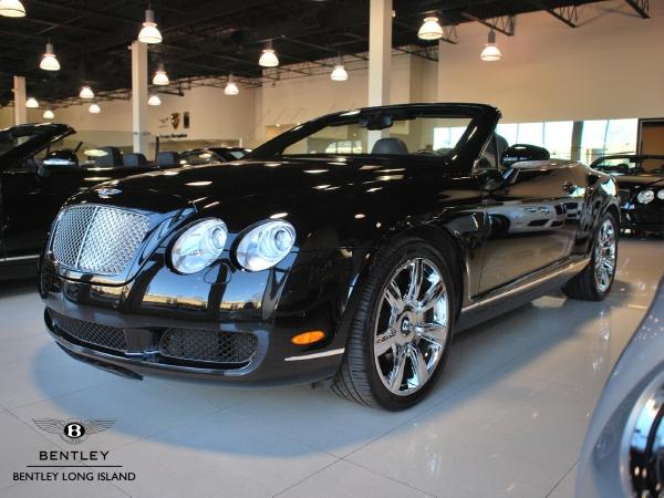 2008 Bentley Continental Gt Convertible Bentley Long Island Pre