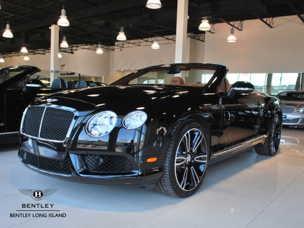 2013 Bentley Continental Gt V8 Convertible Mulliner Bentley Long