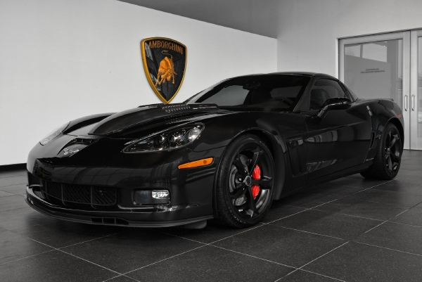 2012 Chevrolet Corvette Sc606 Callaway Bentley Long