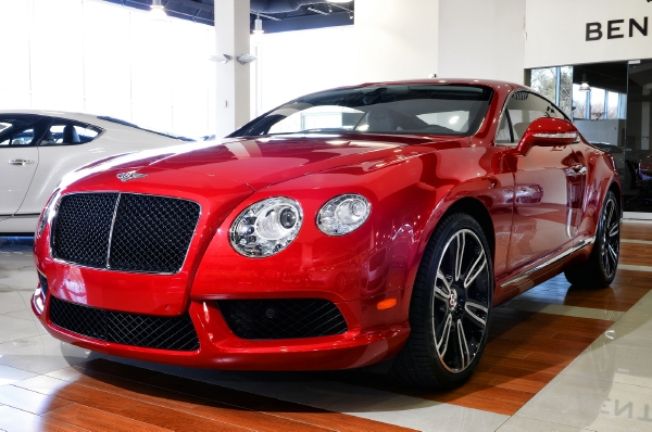 2013 Bentley Continental Gt V8 Mulliner Bentley Long Island